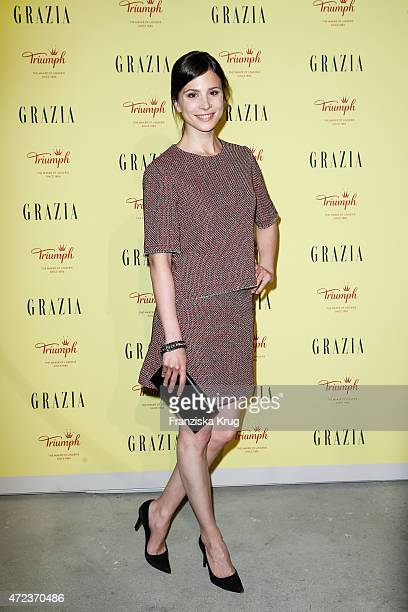 Aylin Tezel attends the GRAZIA Best Inspiration Award 2015 on May 06 2015 in Berlin Germany