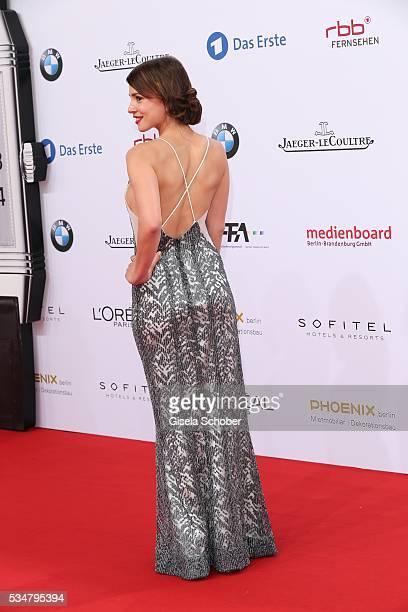 Aylin Tezel attends the Lola German Film Award 2016 on May 27 2016 in Berlin Germany