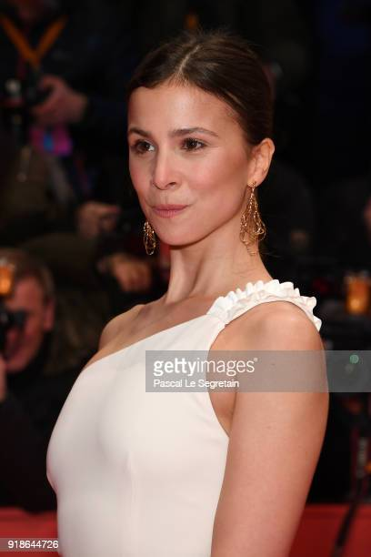 Aylin Tezel attends the Opening Ceremony & 'Isle of Dogs' premiere during the 68th Berlinale International Film Festival Berlin at Berlinale Palace...