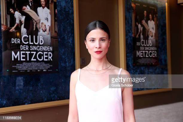 "Aylin Tezel during ""Der Club der singenden Metzger"" premiere at the Munich Film Festival 2019 at Astor Lounge/ Arri Kino on July 3, 2019 in Munich,..."