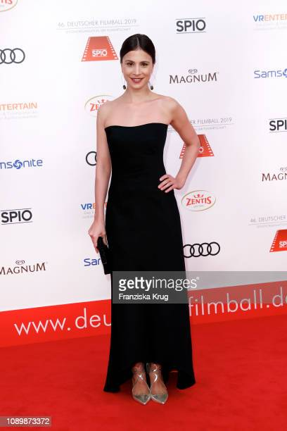 Aylin Tezel during the 46th German Film Ball at Hotel Bayerischer Hof on January 26 2019 in Munich Germany