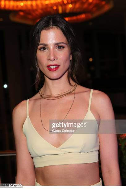Aylin Tezel during the Lola - German Film Award party at Palais am Funkturm on May 3, 2019 in Berlin, Germany.