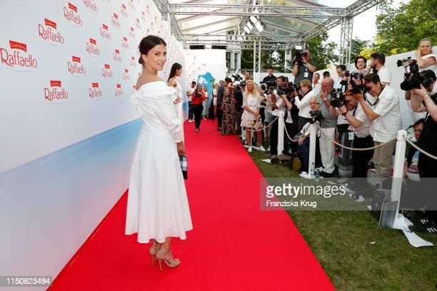 "Aylin Tezel during the ""Raffaello Summer Day"" on June 18, 2019 in Berlin, Germany."