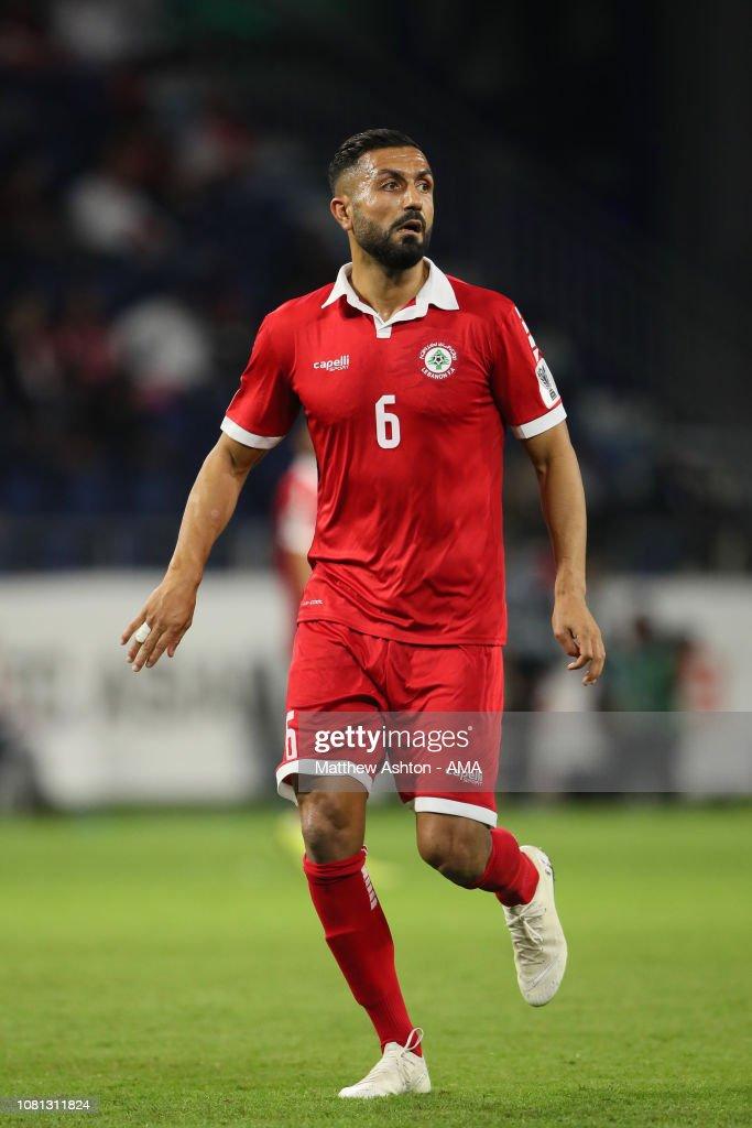 Lebanon v Saudi Arabia - AFC Asian Cup Group E : ニュース写真