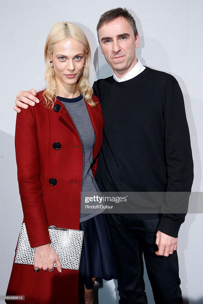 Christian Dior : Backstage - Paris Fashion Week Womenswear Fall/Winter 2015/2016