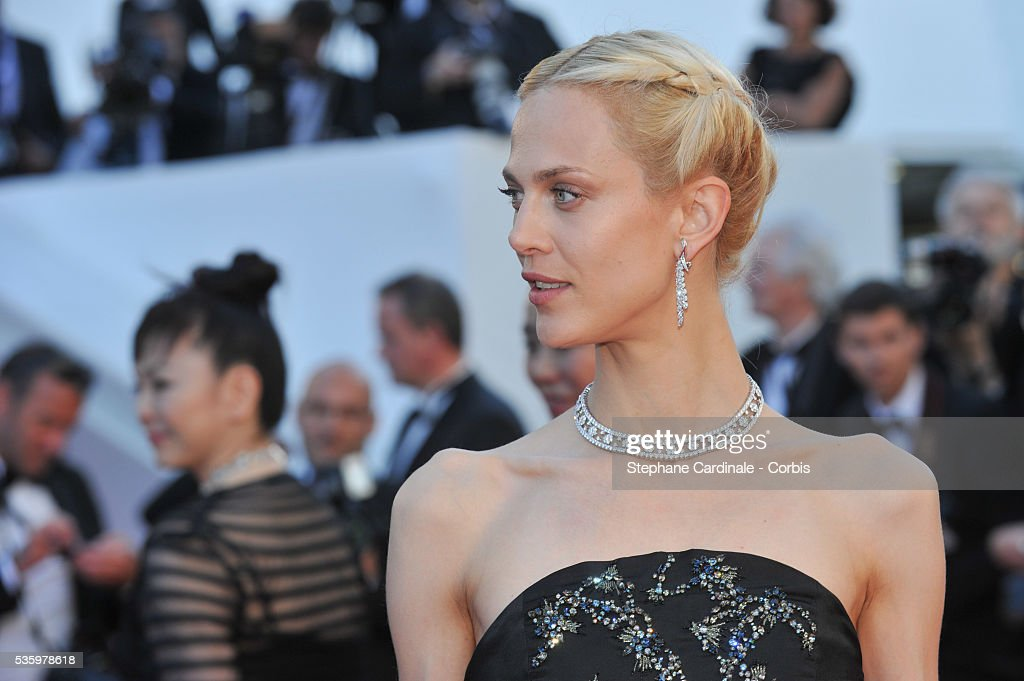 Aymeline Valade at the Closing ceremony and 'A Fistful of Dollars' screening during 67th Cannes Film Festival