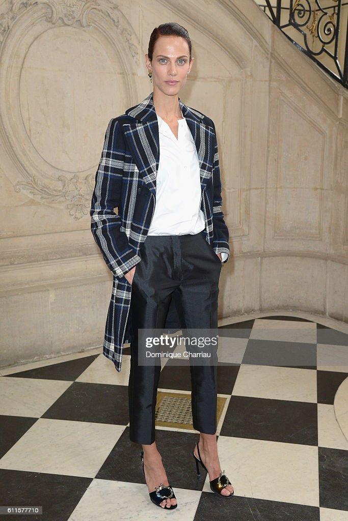 Christian Dior : Photo Call - Paris Fashion Week Womenswear Spring/Summer 2017