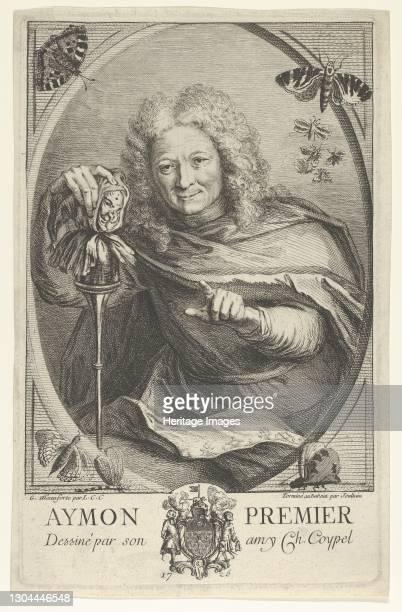 Aymon Premier, 1726. Artist Caylus, Anne-Claude-Philippe de, Francois Joullain.