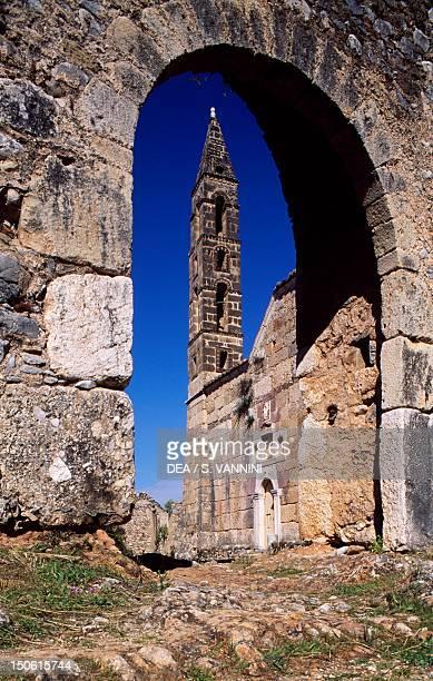 Ayos Spyridon church Kardamyli Greece