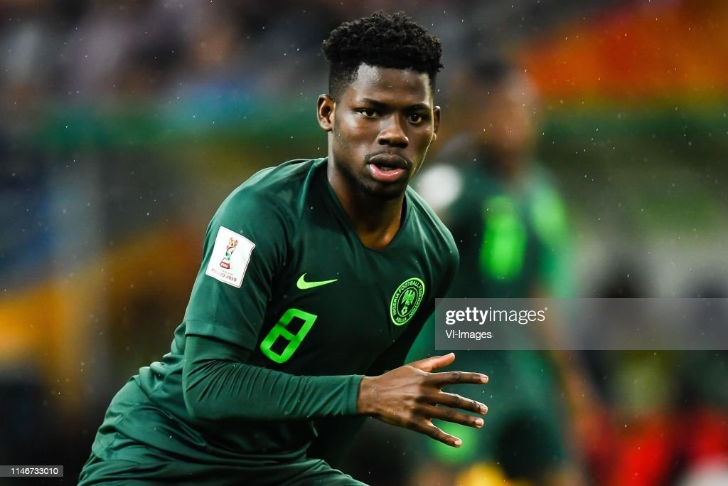 "FIFA U-20 World Cup Poland 2019""USA U20 v Nigeria U20"" : News Photo"