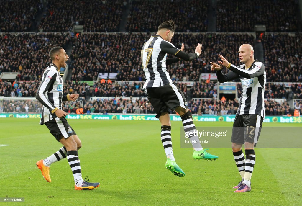 Newcastle United v Preston North End- Sky Bet Championship : News Photo
