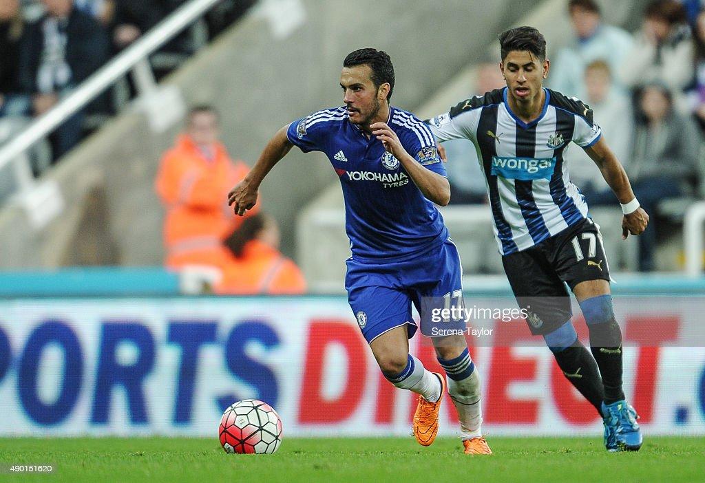 Newcastle United v  Chelsea - Premier League : ニュース写真