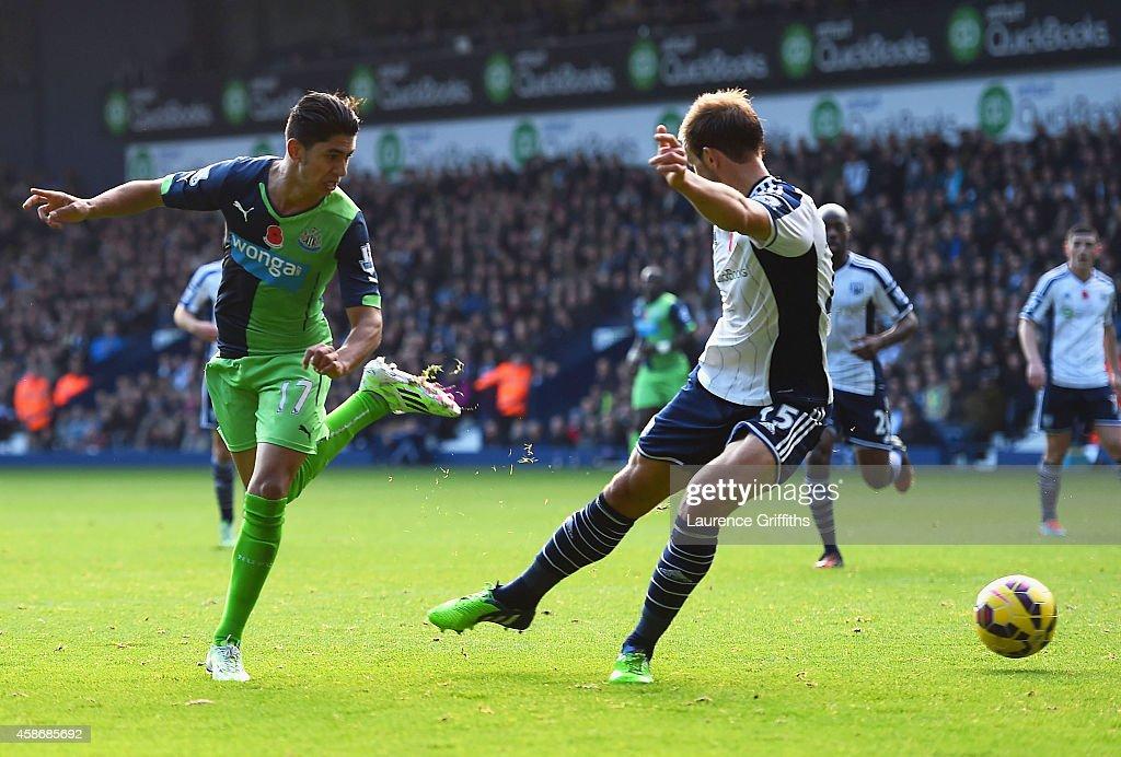 West Bromwich Albion v Newcastle United - Premier League : News Photo