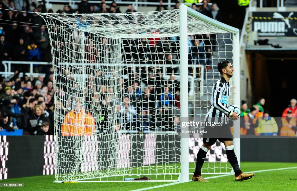 Newcastle United v Luton Town - The Emirates FA Cup Third Round : News Photo