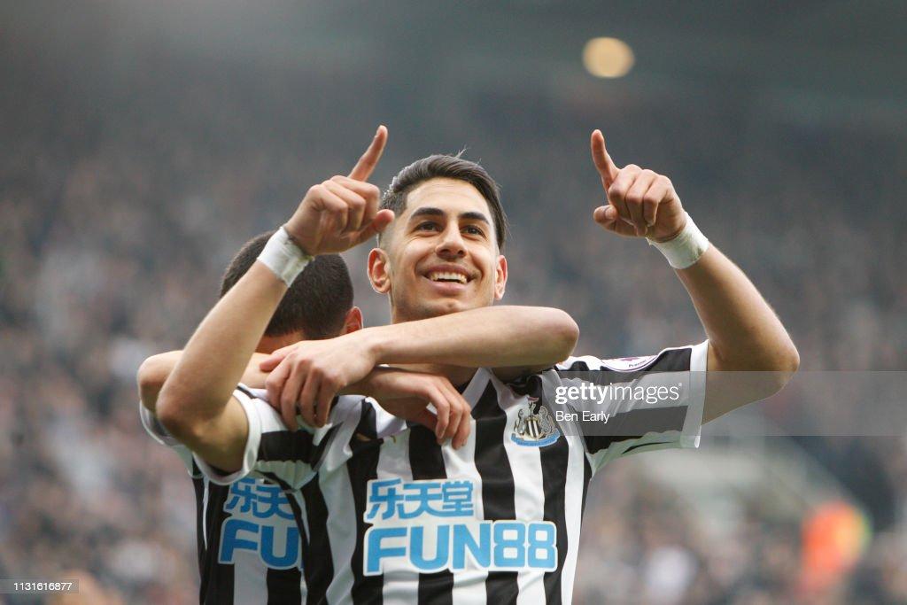 GBR: Newcastle United v Huddersfield Town - Premier League