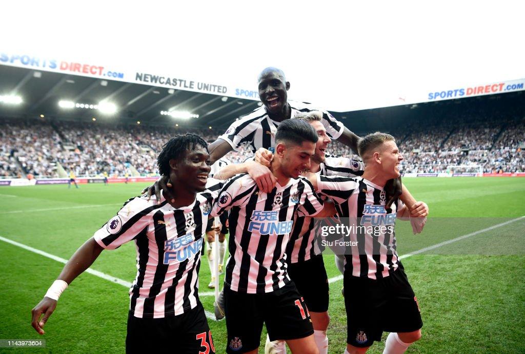 GBR: Newcastle United v Southampton FC - Premier League