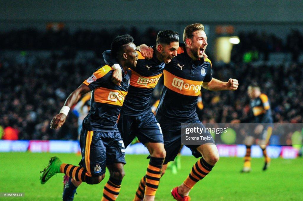 Brighton & Hove Albion v Newcastle United - Sky Bet Championship : News Photo