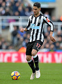 newcastle upon tyne england ayoze perez
