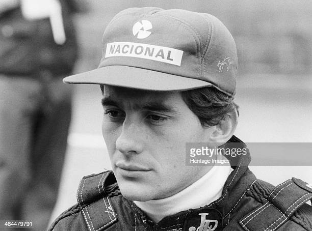Ayrton Senna at the British Grand Prix 1985 Starting racing in karting as a boy Senna graduated to Formula 1 in 1984 He won his first race in...
