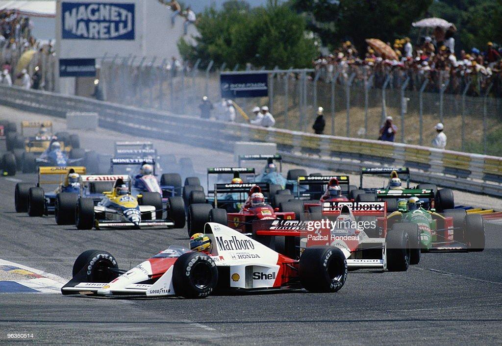French Grand Prix : News Photo