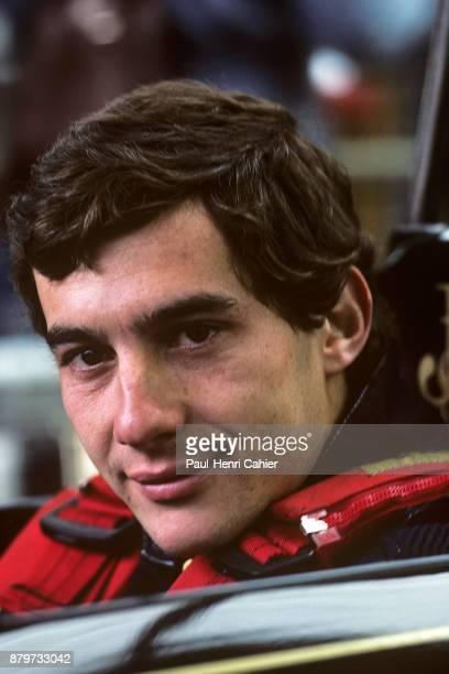 Ayrton Senna Grand Prix of Belgium Circuit de SpaFrancorchamps 15 September 1985