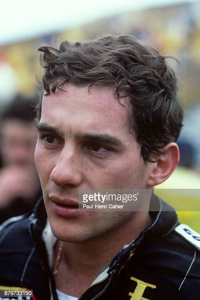 Ayrton Senna Grand Prix of Canada Circuit Gilles Villeneuve 15 June 1986