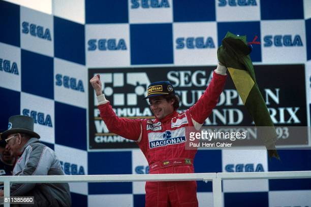 Ayrton Senna Grand Prix of Europe Donington Park 11 April 1993