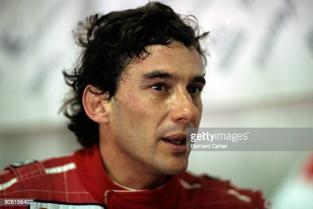 Ayrton Senna, Grand Prix of Germany, Hockenheimring, 25 July 1993.