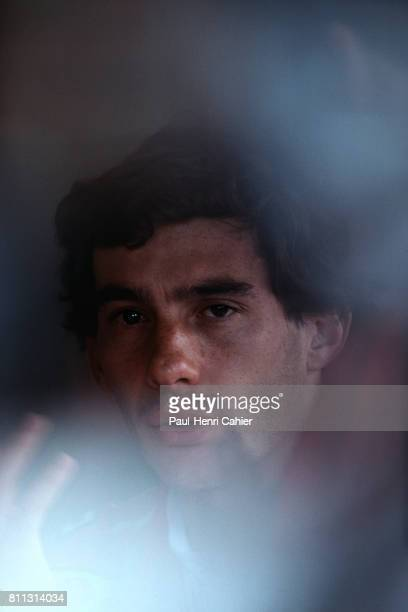 Ayrton Senna Grand Prix of Great Britain Silverstone 14 July 1991