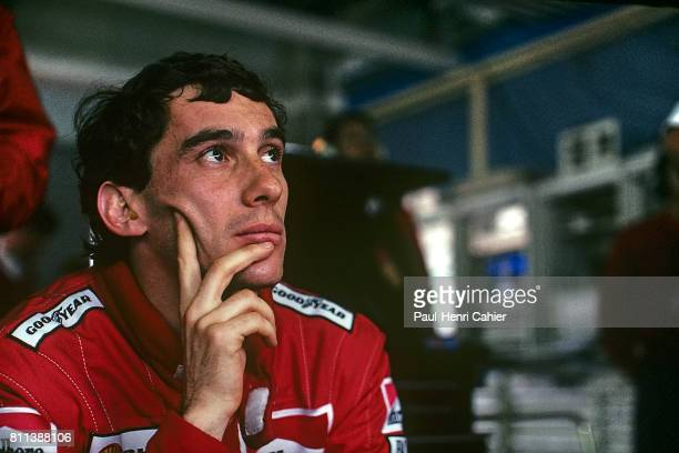 Ayrton Senna Grand Prix of Japan Suzuka 22 October 1989