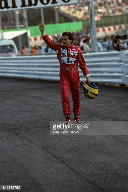 Ayrton Senna Grand Prix of Japan Suzuka 24 October 1993