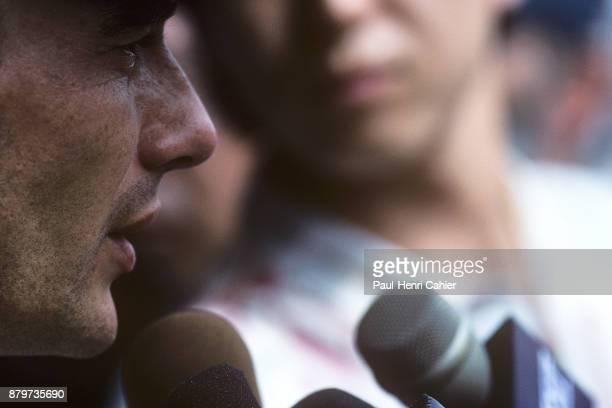 Ayrton Senna Grand Prix of Pacific Okayama International Circuit 17 April 1994