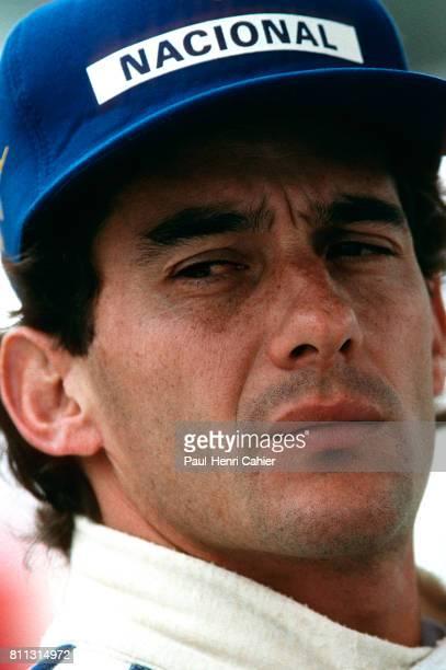Ayrton Senna Grand Prix of Pacific TI Circuit Aida 17 April 1994