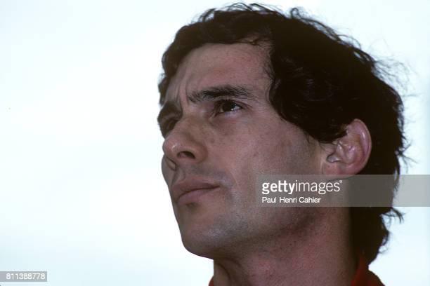 Ayrton Senna Grand Prix of Portugal Estoril 22 September 1991