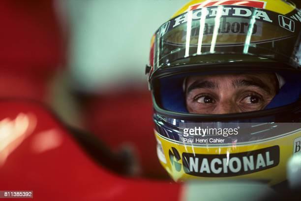 Ayrton Senna, Grand Prix of Portugal, Estoril, 27 September 1992.