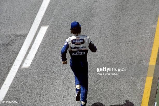 Ayrton Senna Grand Prix of San Marino Imola 01 May 1994