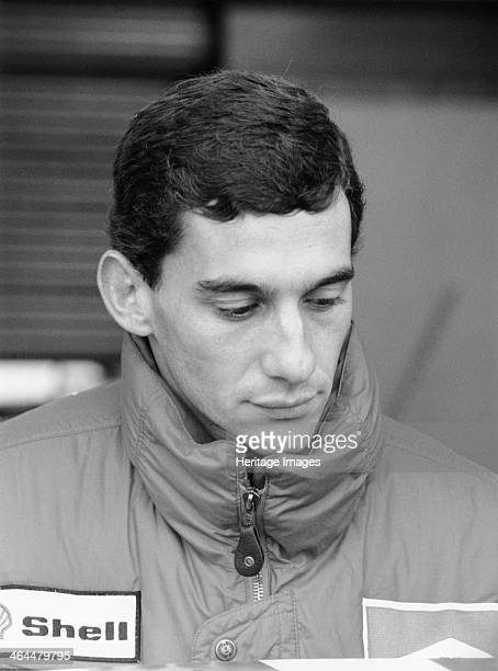 Ayrton Senna in his first season with McLaren 1988 Starting racing in karting as a boy Senna graduated to Formula 1 in 1984 He won his first race in...