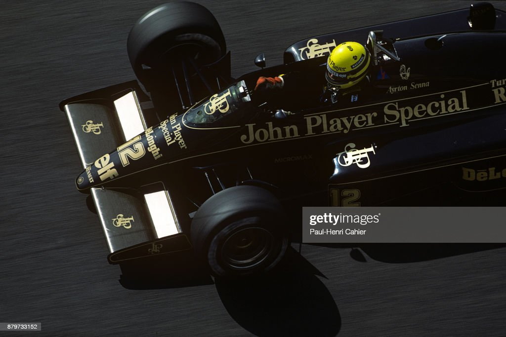 Ayrton Senna, Grand Prix Of Monaco : News Photo