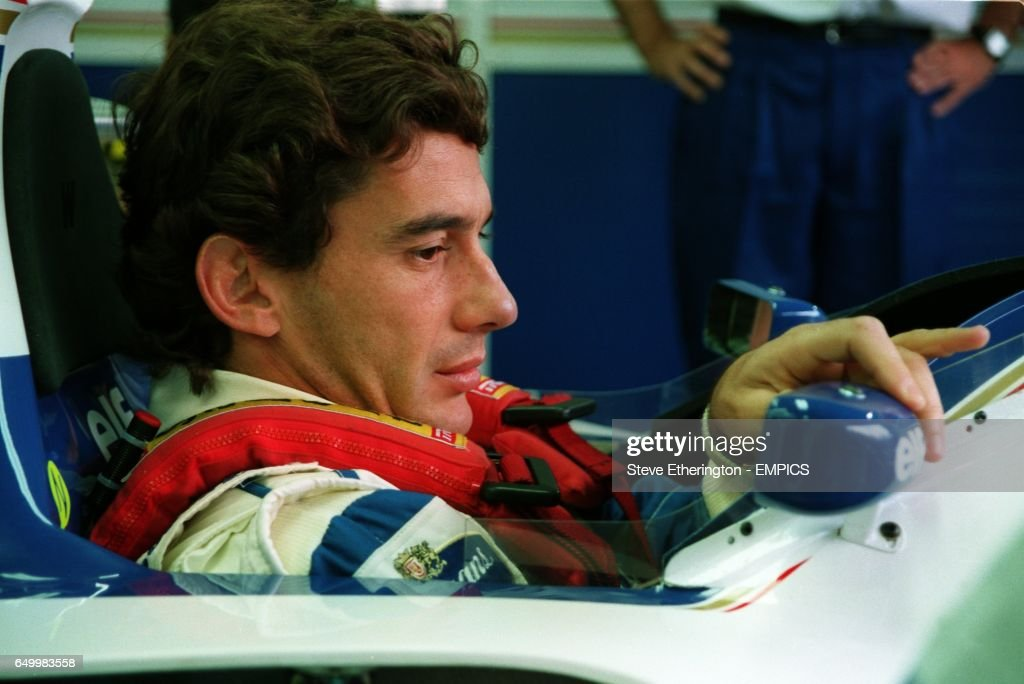 Formula One Motor racing - San Marino Grand Prix : News Photo