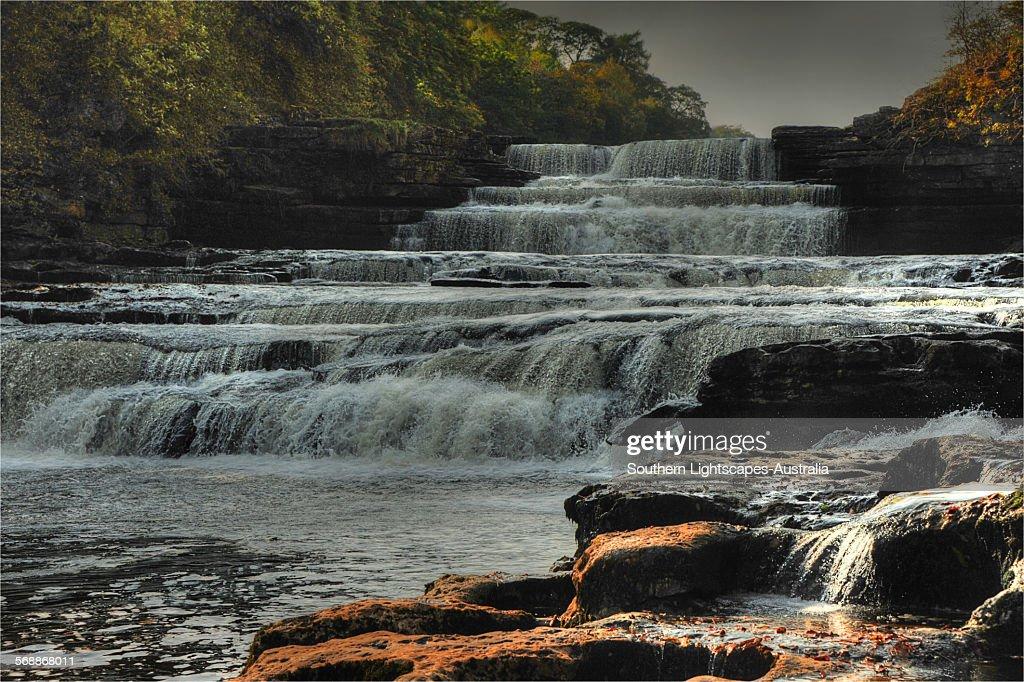 Aysgarth Falls : Stock Photo