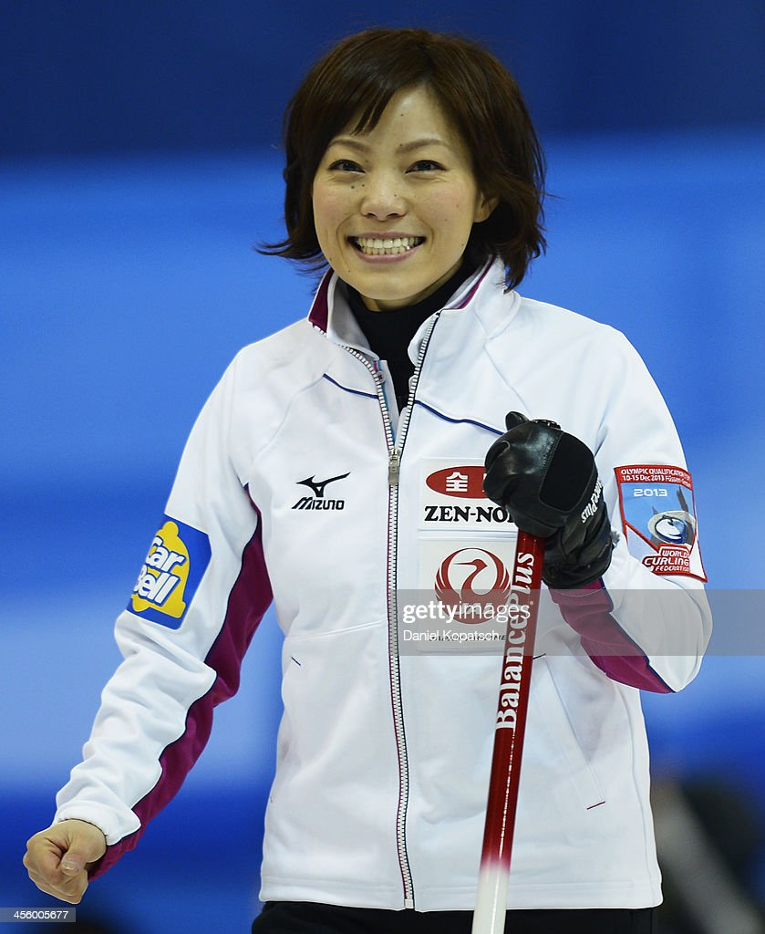 Curling Olympic Qualification Tournament - Day 4 : News Photo
