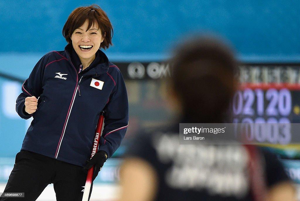 Curling - Winter Olympics Day 9 : ニュース写真