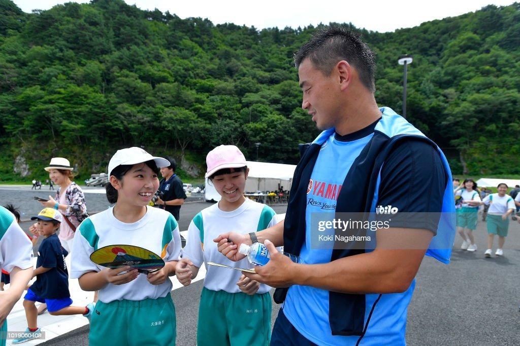 Kamaishi Unosumai Restoration Stadium Opens