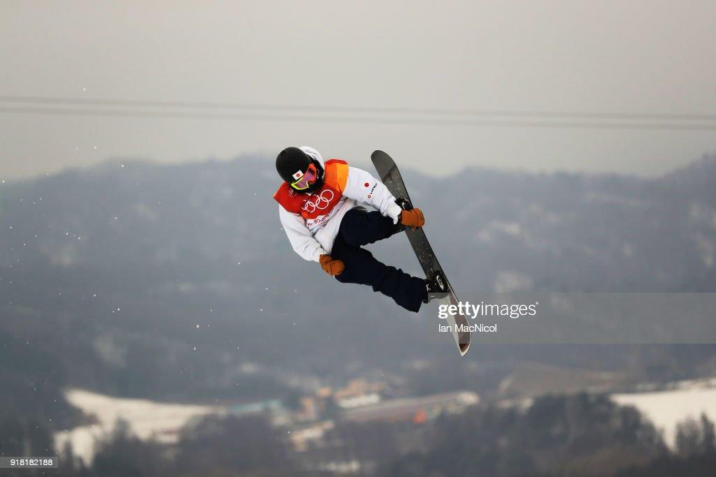 Snowboard - Winter Olympics Day 5 : Nyhetsfoto