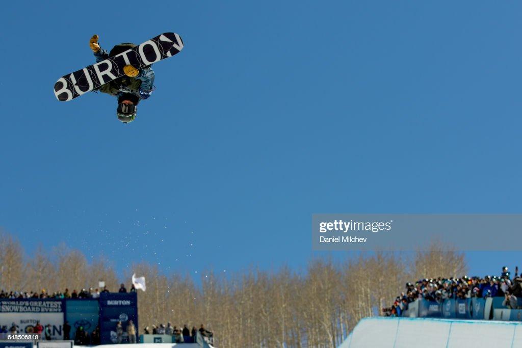 2017 Burton US Open : ニュース写真