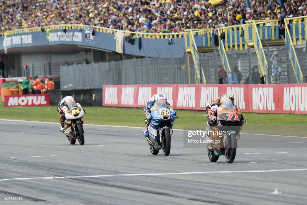 MotoGP Netherlands - Race