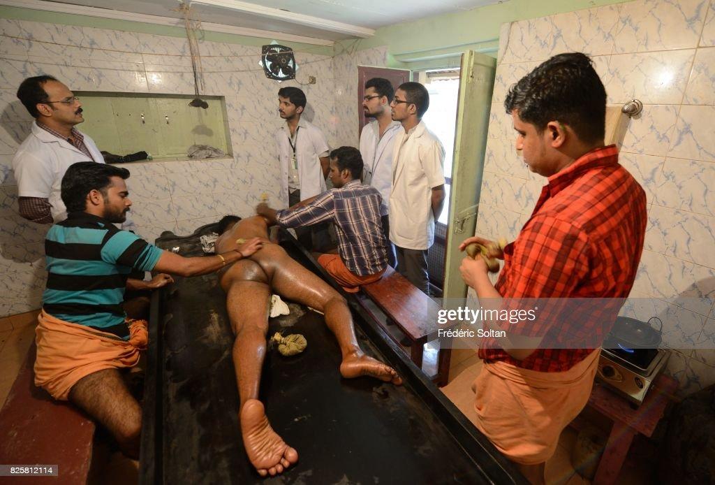 India : Illustration : News Photo