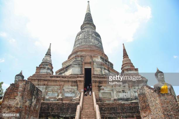 Ayutthaya the second capital of Ayutthaya Kingdom a Siamese kingdom from the 13th century The city was destroyed by the Burmese in the 18th century...