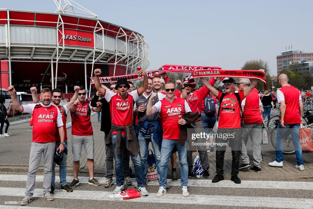 AZ v Feyenoord - KNVB Cup Final