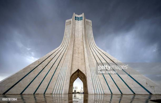 Azadi Tower, Freedom Tower Monument in Tehran, Iran